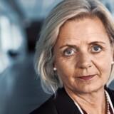 Sydbanks øverste chef, Karen Frøsig, ser en udfordring i en pludselig rentestigning for dem, der har finansieret boligkøbet med korte, variable lån. Foto: PR
