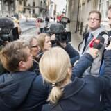 Dom i Parken-sagen om kursmanipulation i Østre Landsret. Senior anklager Jan Henrik Hansen.