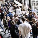 »Udlændingene fylder forsvindede lidt i de samlede SU-udbetalinger,« siger chefanalytiker Mie Dalskov fra AE-Rådet.