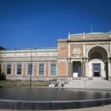 Arkivfoto. Statens Museum for Kunst har mellem 2005 og 2012 har haft 31 særudstillinger med mænd og fem med kvinder.