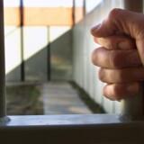 Fængselsforbundets formand foreslår, at bandemedlemmer bliver spredt ud på flere fængsler i stedet for at samle dem i særlige bandeafsnit. Scanpix/Ernst Van Norde/arkiv