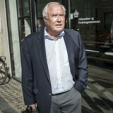 Don Ø (på billedet) og Jørgen Glisturp ankede deres fængselsdomme i sagen om kursmanipulation. Nu kører sagen igen i Østre Landsret.