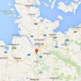 Handeloh, Tyskland. Foto: Google Maps.