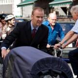 Det kan være overvældende at kaste sig ud i den københavnske trafik for turister på cykel