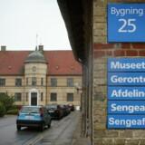 De ansatte på Psykiatrisk Hospital Risskov ved Aarhus har sendt et åbent brev til Region Midtjylland om forholdene på deres arbejdsplads. Scanpix/Ernst Van Norde