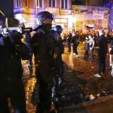 476 betjente er blevet såret i forbindelse med G20-topmødet.