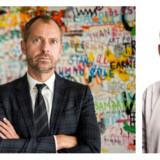 Partner hos Kammeradvokaten, BorisFrederiksen (Foto: Mads Joakim Rimer) og souschef på Berlingske Business Simon Bendtsen (Foto:Linda Kastrup)