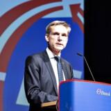 Dansk Folkepartis partiformand, Kristian Thulesen Dahl, brugte en del af sin taletid til DFs årsmøde i Herning Kongrescenter til at forklare tilhørerne, hvad der er partiets strategi til næste valg.