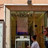 Kan Pandora være ved at blive overtaget af kapitalfonde? REUTERS/Max Rossi