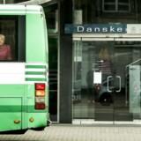Arkivfoto. Igennem en årrække er Danske Banks estiske filial i Tallinn blevet brugt til at hvidvaske op mod 53 mia. kr. Onsdag kommer banken med konklusionerne fra sin egen undersøgelse af, hvad der er foregået.