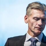 Danske Banks topchef Thomas F. Borgen