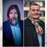 Otte danskere er blandt de 200 mest aktive business angels i Europa. Her er fire af dem tidligere JustEat-stifter Jesper Buch, tidligere Skype-stifter og Nyhedsavisen-ejer Morten Lund, erhvervsmanden og investoren Peter Sandberg samt tidligere JustEat-direktør Klaus Nyengaard