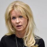 Annika Falkengren, topchef for den svenske storbank, SEB - en mulig afløser for Thomas Borgen i Danske Bank?