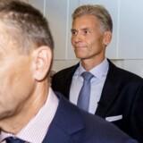 På et pressemøde onsdag erkendte Danske Bank-ledelsen utallige svigt i sagen om hvidvask i bankens estiske filial. Men hverken bestyrelsen, bestyrelsesformanden eller den administrerende direktør har misligholdt deres juridiske forpligtelser over for banken, fastslår Danske Banks egen undersøgelse.