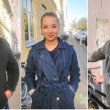 Tali Greenberg Rasmussen, Anders Vyberg og Cecilie Nordahl bor alle i T-krydset på Nørrebro, hvor Meinungsgade og Guldbergsgade møder hinanden. Krydset var fredag aften slagmark for skyderi.