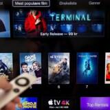Apple har allerede godt fat i TV- og seriemarkedet gennem iTunes og Apple TV-boksen. Arkivfoto: Liselotte Sabroe, Scanpix