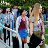 Mange amerikanske universitetsstuderende har klare holdninger til beskyldningerne mod Brett Kavanaugh. Arkivfoto: Joe Skippers/Reuters