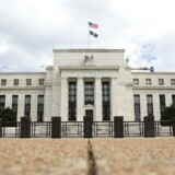 Den amerikanske centralbank, Federal Reserve.