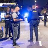 Københavns Politi har anholdt 11 personer.