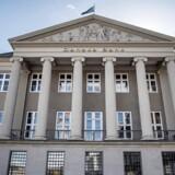 Folketingets erhvervsudvalg skal til møde med Danske Banks ledelse i København, tirsdag den 25. september 2018.
