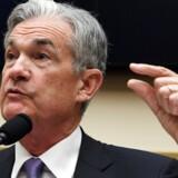 Den amerikanske centralbankchef Jerome Powell hæver endnu en gang renten i USA bare en anelse. Det er ottende gang siden 2015, at USA hæver renten.