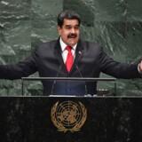 Få dage efter at USA annoncerede nye sanktioner mod Venezuela, rækker præsident Maduro hånden ud til Trump.