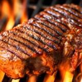 Flammen har restauranter i hele landet, der altid har 15 slags kød på grillen. Fotoet her er ikke fra kæden.
