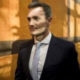 Som erhvervsminister har Rasmus Jarlov (K) fået til opgave at overbevise udlandet om, at Danmark ikke tolererer hvidvask.