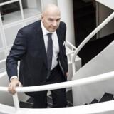 Jesper Nielsen er blevet udpeget som en midlertidig afløser for Thomas Borgen som topchef for Danske Bank.