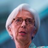 »For de fleste lande er det blevet sværere at overholde løftet om større opsving, da den globale økonomi er ved at ændre sig,« siger Christine Lagarde i en tale i Washington.