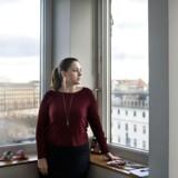 Karen Hækkerup stoppede for nylig som direktør for Landbrug & Fødevare - uden at have et nyt job parat.