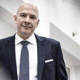 Jesper Nielsen, Danske Banks midlertidige adm. direktør.
