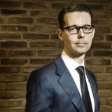 ARKIV-foto. Jacob Aarup-Andersen ser ud til at tage skridtet fra at være direktør for Danske Banks vigtige Wealth Management-division til at være direktøren for hele butikken i landets største bank. Hans vigtigste ledelsesopgave og hans fortid kan dog vise sig at kollidere.