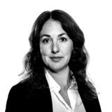 Journalis og klummeskribent Nathalie Ostrynski