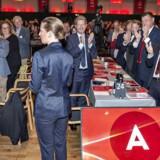 Socialdemokratiet har lavet en kampagnevideo, hvor en tilsyneladende almindelig dansker hylder velfærdssamfundet. Men han er selv ansat i Socialdemokratiet. Foto: Henning Bagger
