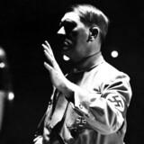 Adolf Hitler i 1933, det år han kom til magten i Tyskland. Foto: Ritzau Scanpix