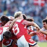 Danmark-Tyskland, EM-finalen, 1992. 2-0.