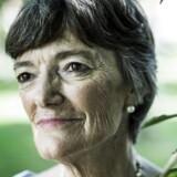 Jane Aamund bekendtgjorde i 2014, at hun ville have aktiv dødshjælp i Schweiz. Men i 2018 var hun igen på bestsellerlisterne med sin nye roman og ved at bygge nyt hus. Tanken om aktiv dødshjælp var dog ikke udelukket af den grund, fortalte hun Berlingske. Arkivfoto.
