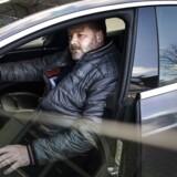 Ken Seitzberg pendler fra sin arbejdsplads på Østerbro til hjemmet i Tune.