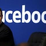 Det sociale medie Facebook og dets adm. direktør Mark Zuckerberg oplever i disse dage den hidtil største modstand i selskabets historie. Foto: REUTERS/Stephen Lam.