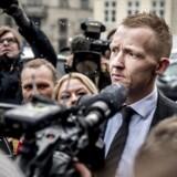 Jakob Buch-Jepsen er en høj, blond mand, der tager forbehold, når han taler med pressen. F.eks. vil han ikke udtale sig om sagen mod Peter Madsen, mens den stadig kører.. (Foto: Mads Claus Rasmussen/Scanpix 2018)