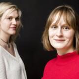 Olga Rosa Littauer og Manja Skjoldager er veninder og 25 år gamle. De vurderer selv, at de ved for lidt om fertilitet.