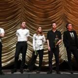 """Holdet bag """"Danmark"""" efter premieren i Berlin"""