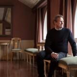 Kasper Holten er tilbage fra London og instruerer som en af sine første store opgaver succesmusicalen Book of Mormon på Det Ny Teater.