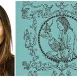 »Det perfekte menneske fremstillet som kælen, korrekt hest er røvsyg. Det er pottetrænet og fornuftigt, passer sine sengetider, spiser sundt og lever sex- og skandaleløst. På mange måder minder hestene om nutidens Østerbromødre med glutenallergi og selvdisciplinering,« skriver Anne Sophia Hermansen om Jonathan Swifts utopi i »Gullivers rejser«. Foto: Scanpix og bogens forside.