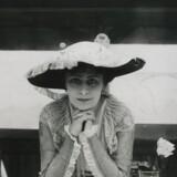 Alle Betty Nansens amerikanske stumfilm er gået tabt. Foto fra bogen.