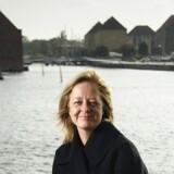 Allison Kirkby glæder sig over at kunne blive i Norden, når hun overtager styringen af TDC til december. Foto: Niels Ahlmann Olesen