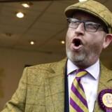 UKIPs nye partileder, Paul Nuttall, satser ved et suppleringsvalg i kredsen »Stoke-on-Trent Central« alt på at blive EU-protestpartiets første rendyrkede medlem af Underhuset og trække UKIP ind i en ny politisk æra med en ny agenda efter Brexit.