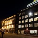 Fire mænd planlagde et terrorangreb mod Jyllands-Postens redaktion på Rådhuspladsen i 2010. Nu kan de løslades, før de har udstået hele deres straf på 12 år.