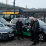 Med salget af Dantaxi til en kapitalfond er der slået hul på et nyt kapitel, der kan ændre taxibranchen i Danmark. Foto: PR.